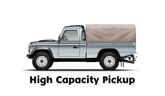 1993 Defender 110 Diesel Pick-up HCPU full